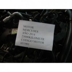 Motor mercedes 651901 A180...