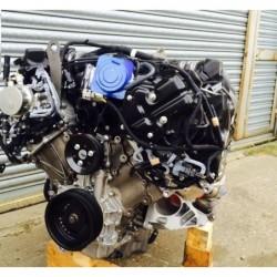 motor range rover 4.4 TDV8...