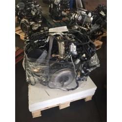 Motor con codigo crc 3.0 TDI