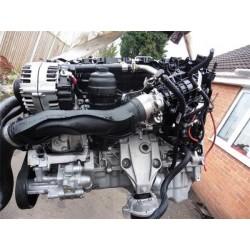 motor 640d N57D30B