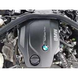 Motor de bmw con codigo...