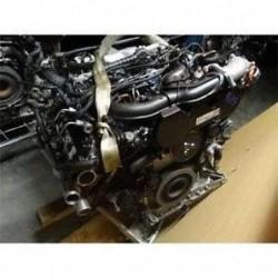 Motor completo con codigo bug