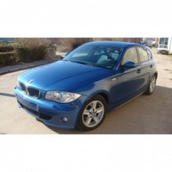 BMW 120D AZUL LEMANS